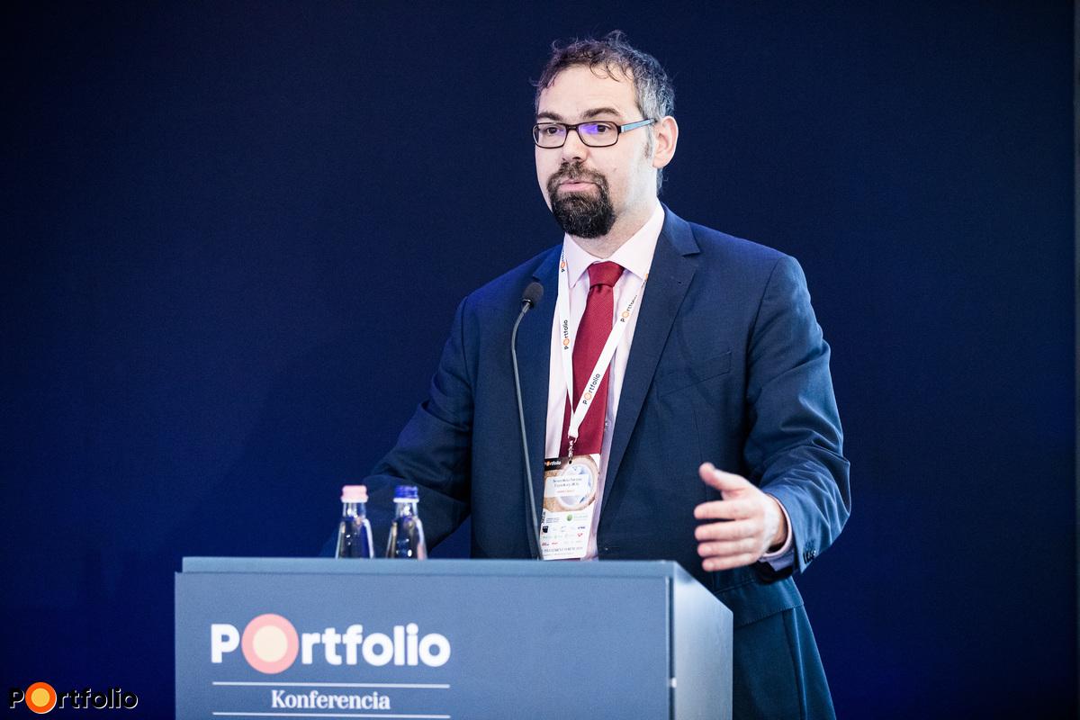Varró László (vezető közgazdász, Nemzetközi Energia Ügynökség (IEA)): Nuclear Power in a Clean Energy System