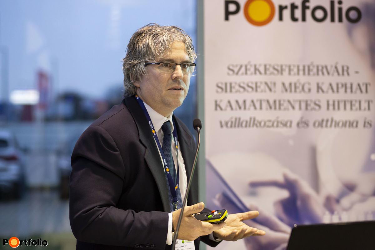 A még elérhető kedvezményes uniós finanszírozási lehetőségek - Lantos Balázs, szenior menedzser, MFB Pontok Értékesítés Támogatási Osztály