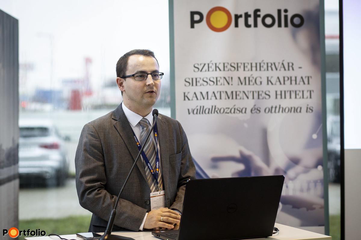 A magyar gazdaság, a forint és az EU-források kilátásai -Weinhardt Attila, vezető elemző, Uniós Források rovatvezető, Portfolio