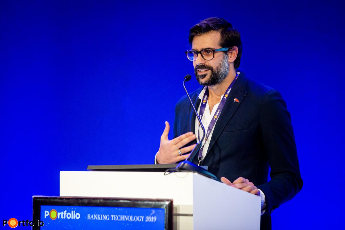 Martinovic Boris (Public Policy igazgató, Mastercard): Panelfelvezető előadás