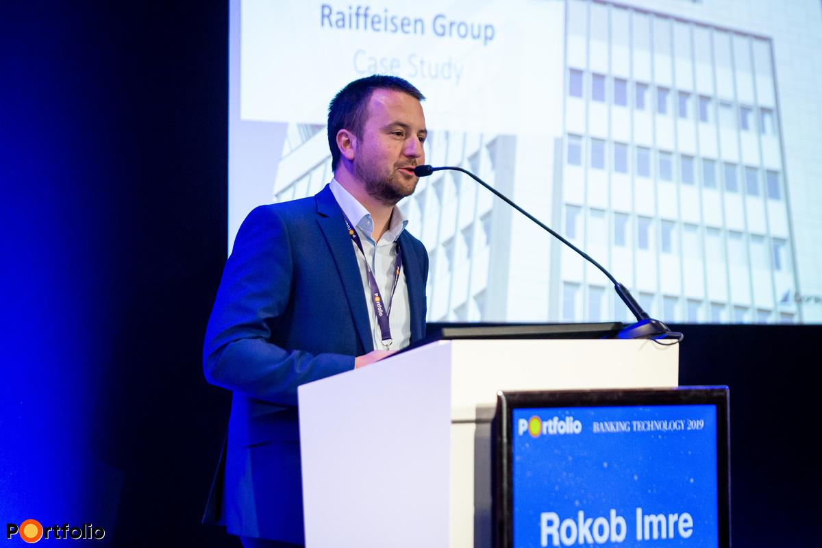 Rokob Imre (üzletfejlesztési igazgató, Dorsum): Digitális vagyonkezelés a CEE régióban – esettanulmány bemutatása