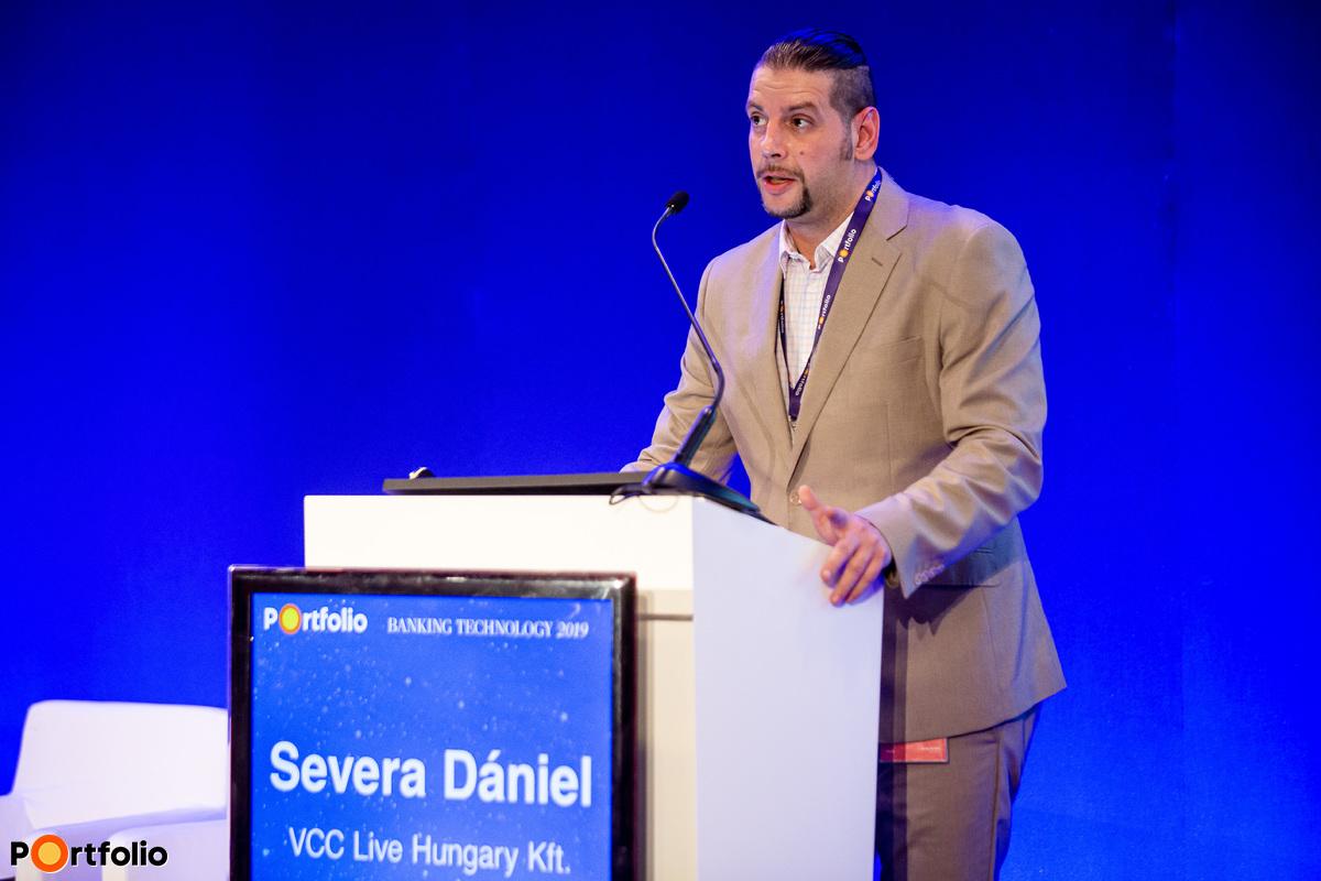 Severa Dániel (Customer Success Manager, VCC Live Hungary Kft.): Ügyfélkezelés a felhőben