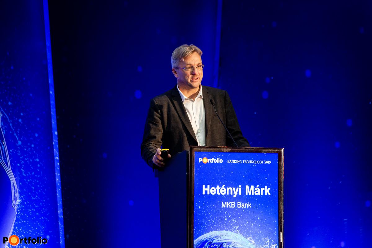 Hetényi Márk (igazgatósági tag, MKB Bank): Mesterséges Intelligencia – Beyond Chatbots