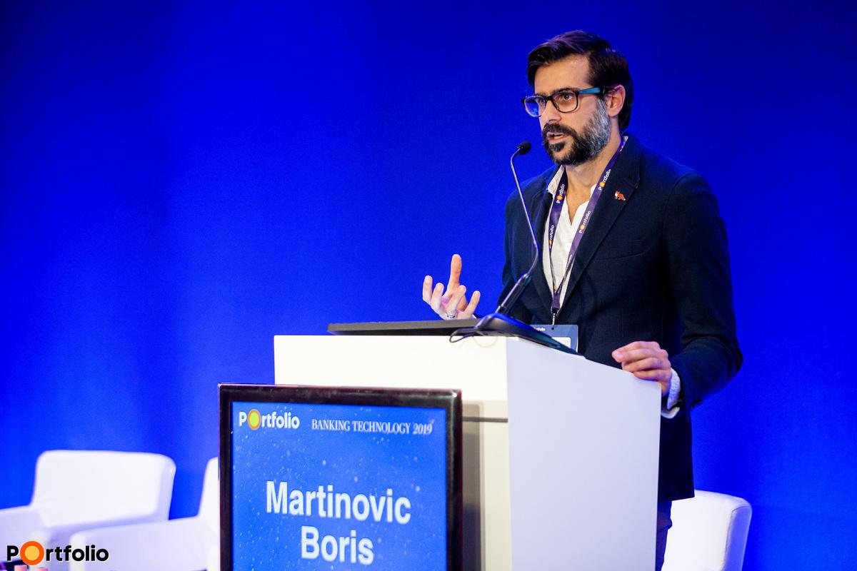 Martinovic Boris (Public Policy igazgató, Mastercard): A fizetési piac árszabályozása káros! Teremtsünk egyenlő versenyfeltételeket