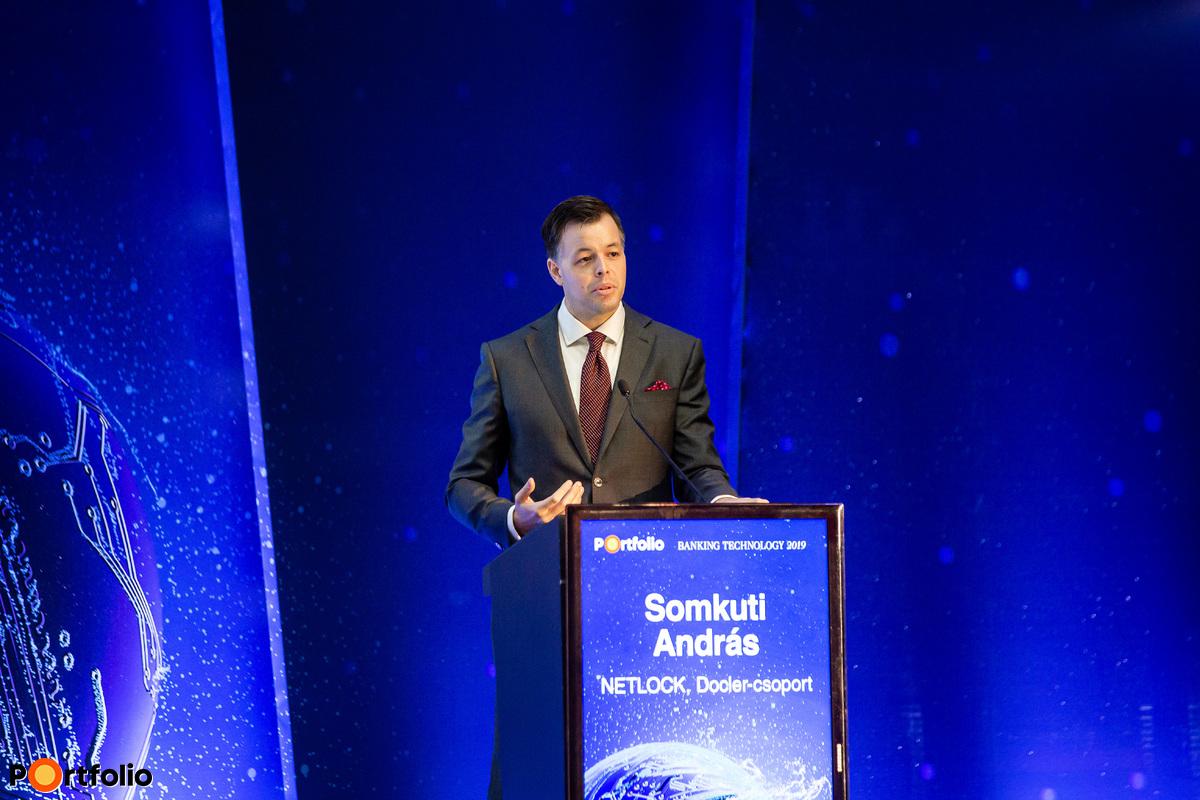 Somkuti András (ügyvezető, elnök, NETLOCK, Docler-csoport): Élet tárcák és szorongás nélkül - azaz ne menj el otthonról személyiazonosító nélkül