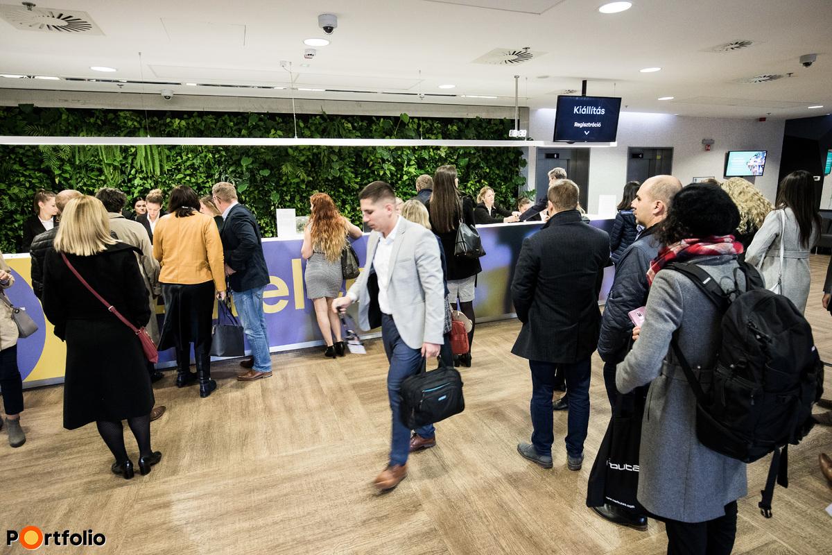 Big Office Consumption Based IT 2019 szeminárium a Big Office Day Kiállítás keretein belül került megrendezésre a  a Groupama Arénában november 20-án