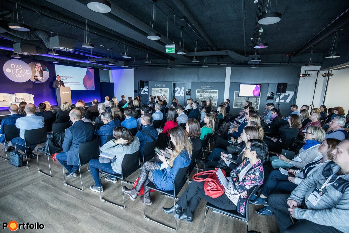 Big Office Day Kiállítás és Konferencia 2019
