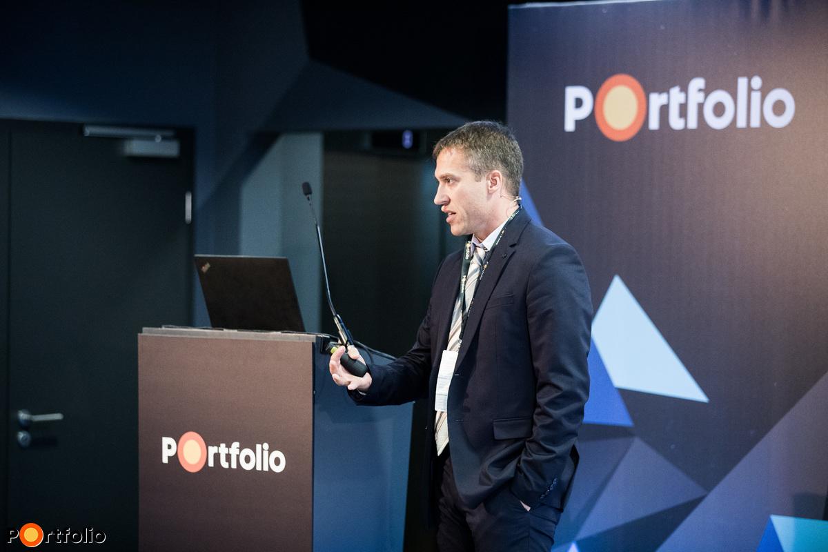 Juhász Krisztián (Head of Business solution services, Konica Minolta Magyarország): Automatizáció a pénzügyön, …hogy a pénzügyes munka valódi érték legyen, ne adatrögzítés!