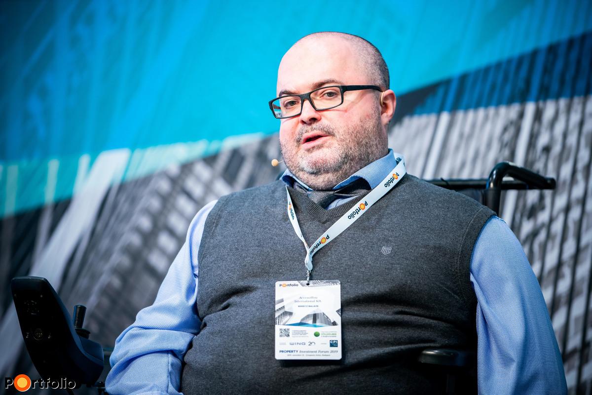 Berecz Balázs (alapító, ügyvezető igazgató, Access4You International Kft.): Akadálymentesség? Üzleti előny és morális érték!