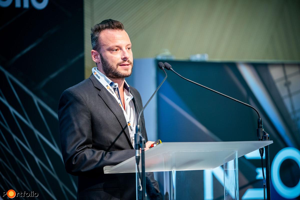 Dubitz András (társalapító, vezérigazgató, Sparking powered by Rollet, Star Park Holding): Környezettudatosság és Ipar 4.0. Hova lehet fejlődni a parkolásban?