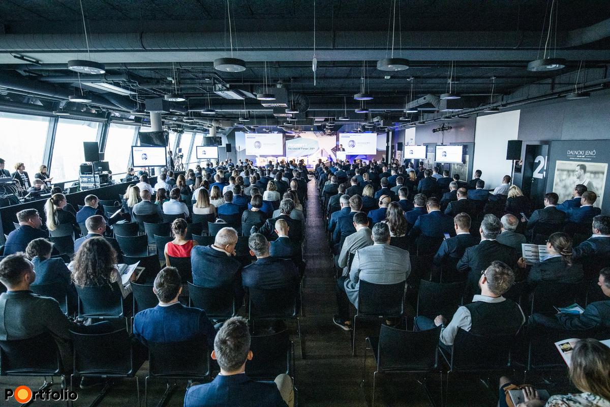 Több mint 1000 ingatlanpiaci szakértő vett részt a Property Investment Forum 2019 rendezvényen