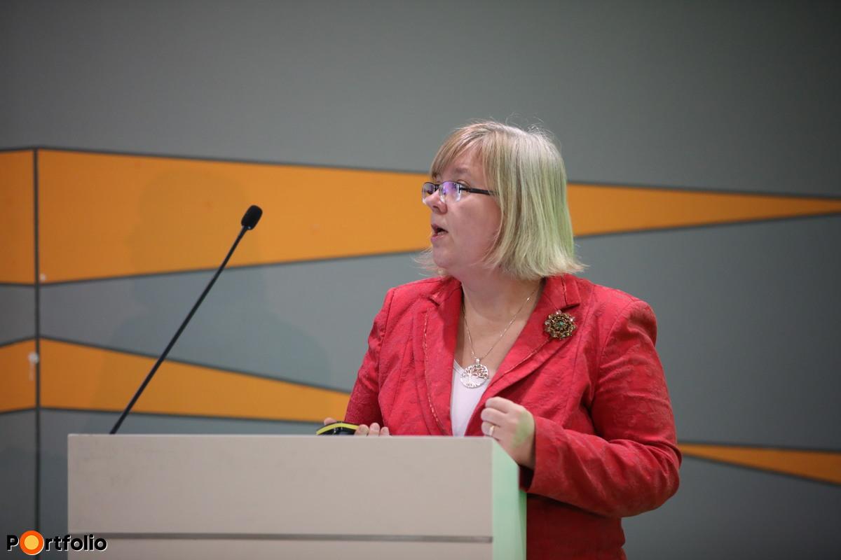 Bíróné Kircsi Andrea, éghajlatszakértő, Országos Meteorológia Szolgálat