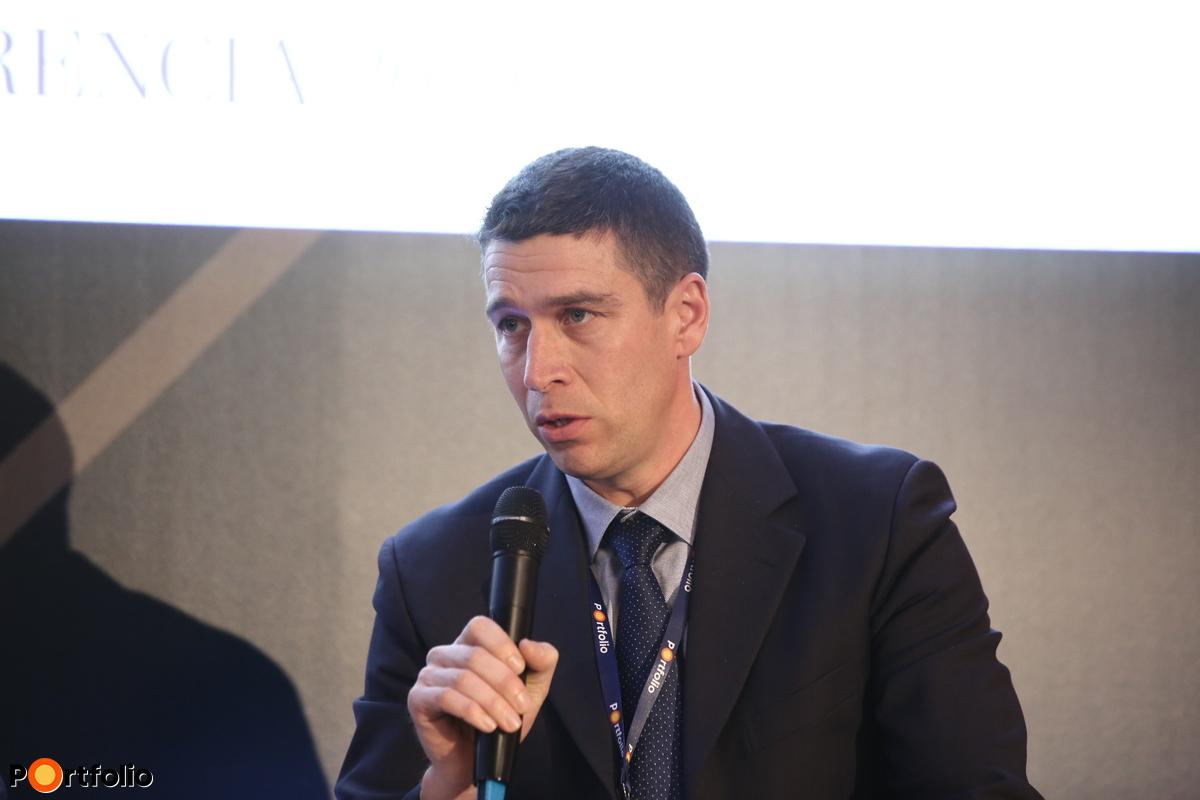 Tóth Péter, főigazgató-helyettes, Haszonállat-génmegőrzési Központ