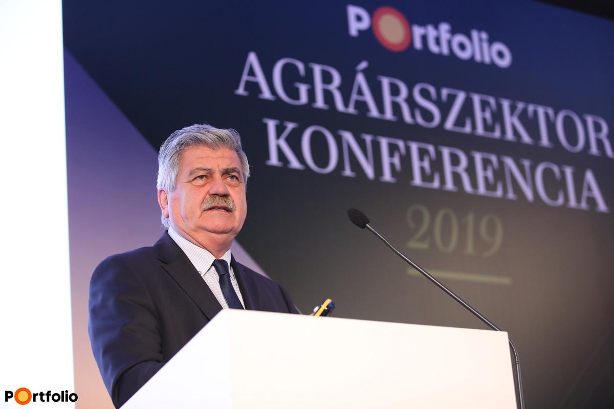 Farkas Sándor, parlamenti államtitkár, Agrárminisztérium