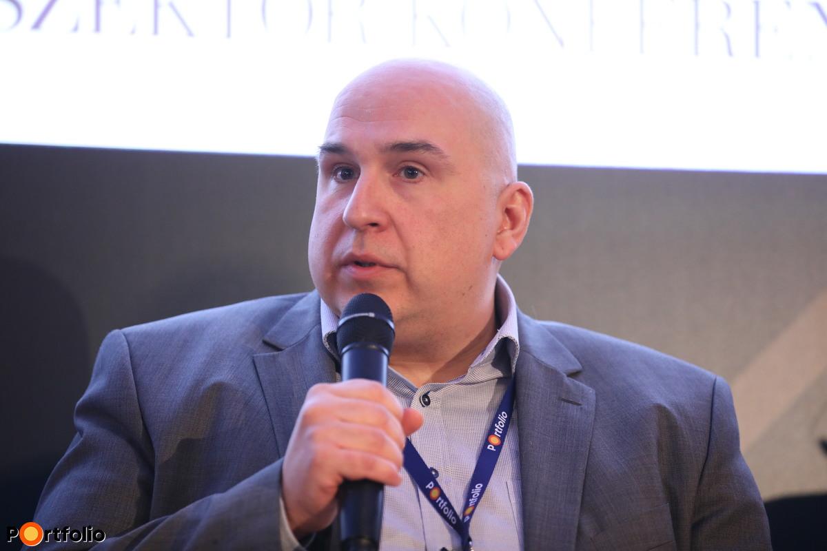 Makai Szabolcs, stratégiai vezérigazgató, Talentis Agro Zrt.