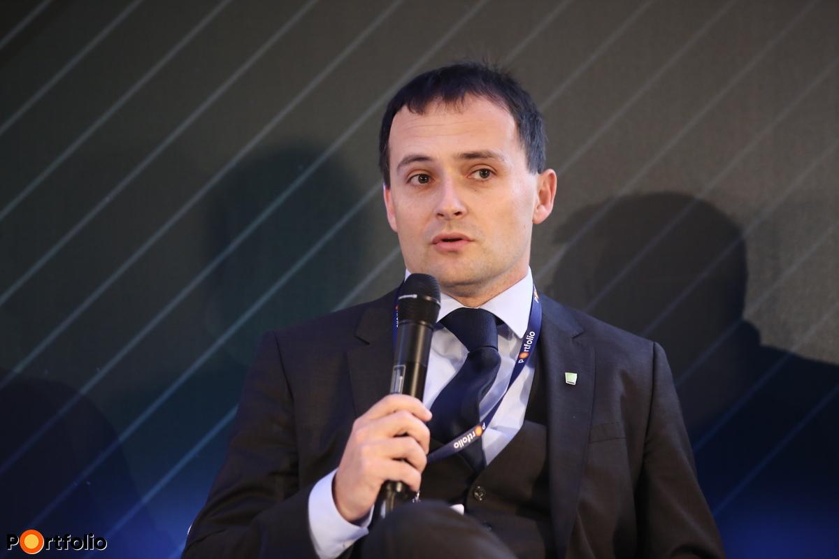 Herczegh András, ügyvezető igazgató, Agrár-Vállalkozási Hitelgarancia Alapítvány
