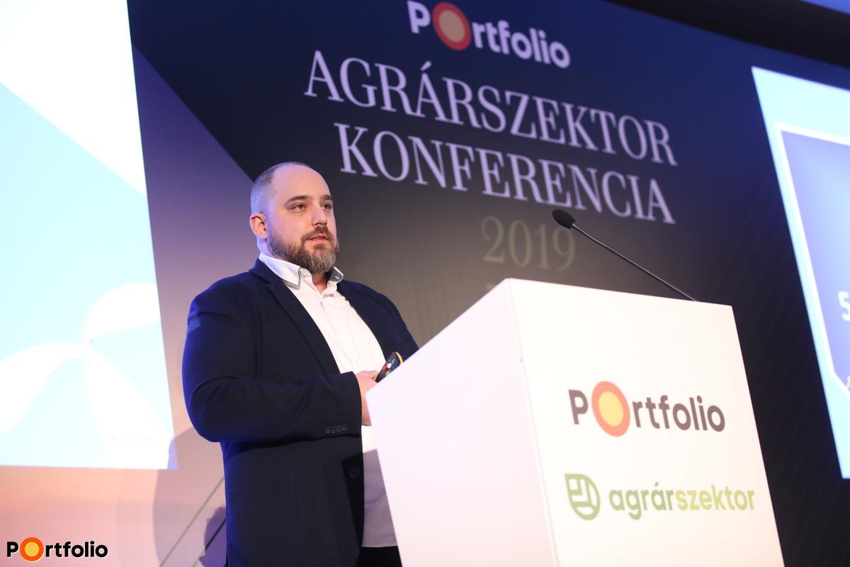 Falvay Levente, M2M&IOT Account Manager, Telenor Magyarország