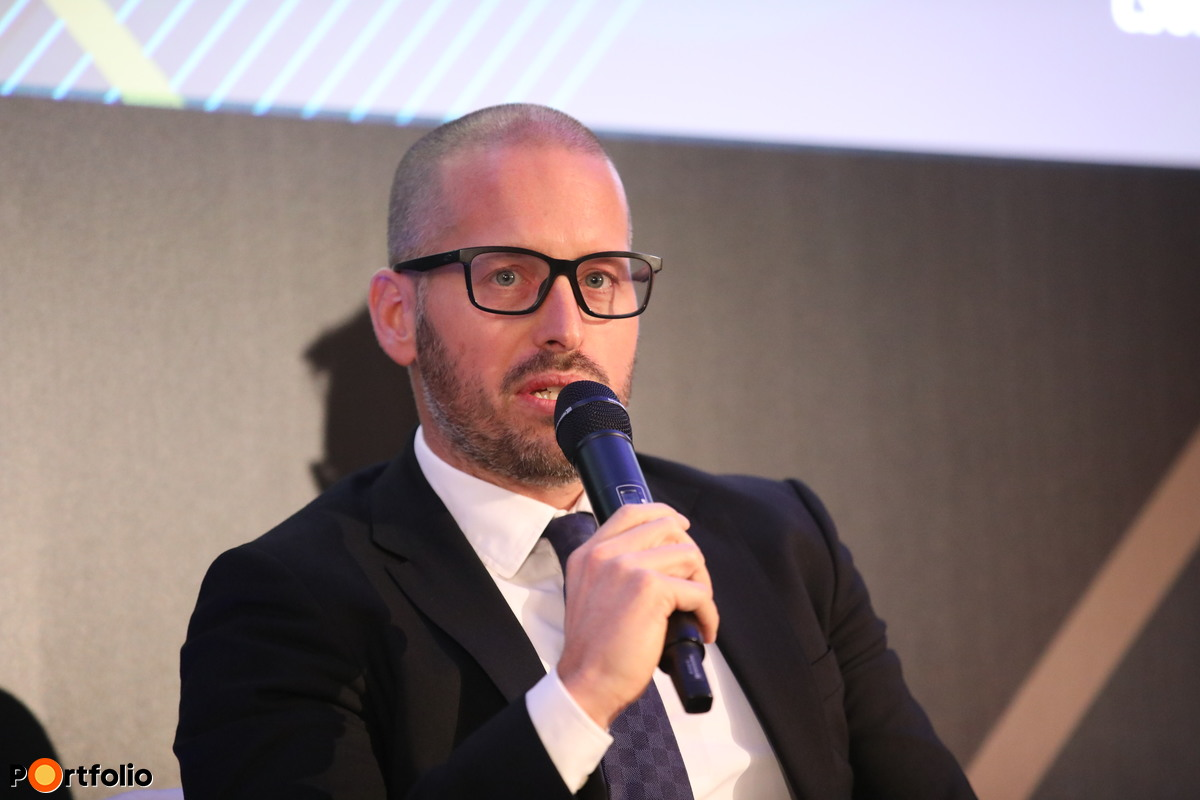 Kovács Zoltán MBA, ügyvezető igazgató, Rekontir Cégcsoport