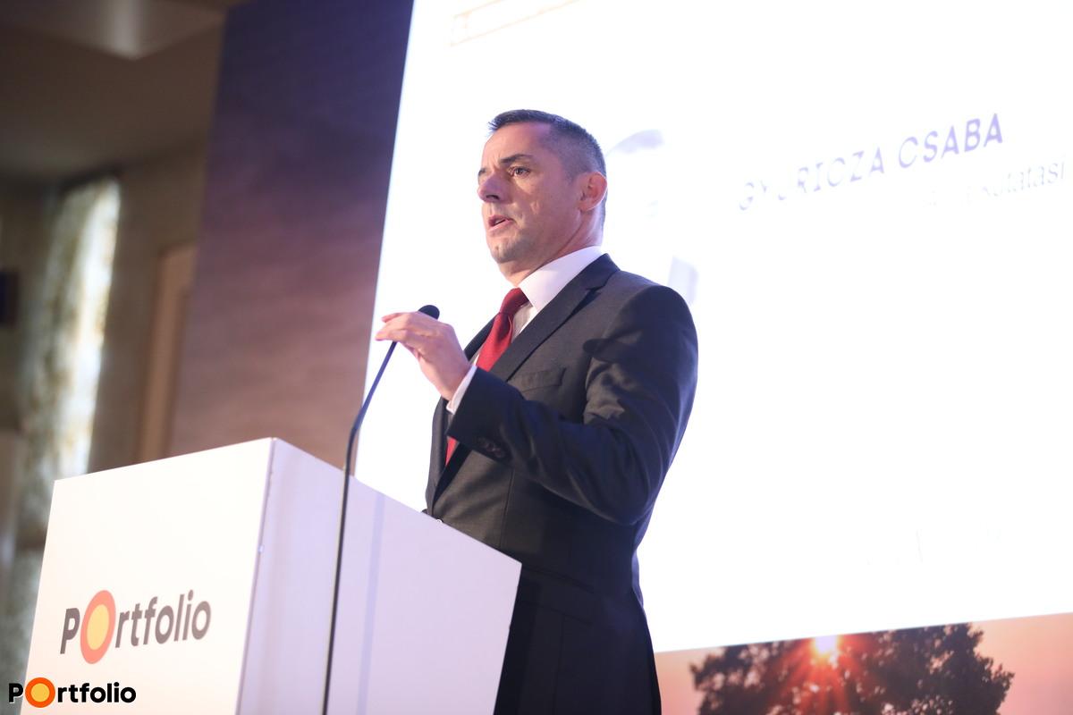 Gyuricza Csaba (főigazgató, Nemzeti Agrárkutatási és Innovációs Központ): Csúcstechnológia, vagy agónia? - Hegymenet előtt a XXI. századi magyar agrárium