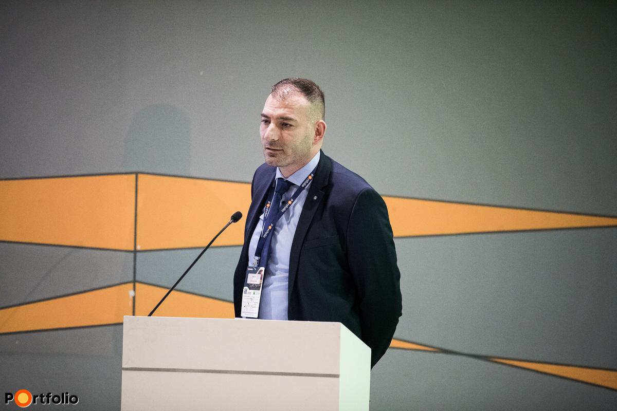 Gubacsi Zoltán, alelnök, FruitVeB