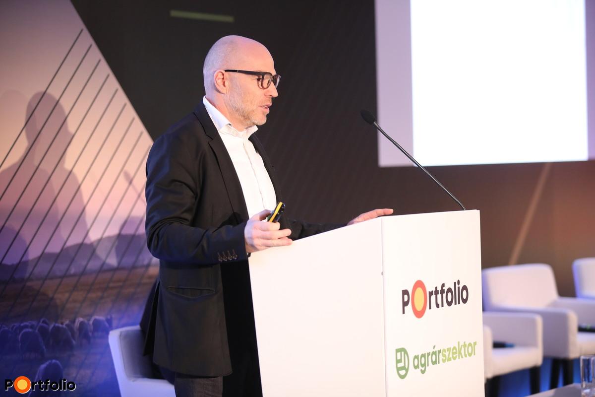 Weibel Balázs (ügyvezető, Cubilog Kft.): 5G-IoT – Innováció az állattenyésztésben
