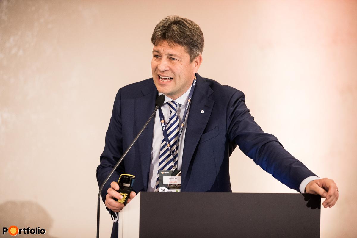 Kulik Zoltán (vezérigazgató, Vitafort Zrt.): Mivel etetünk és mit eszünk? - Takarmányipari válaszok a globális népességrobbanásra