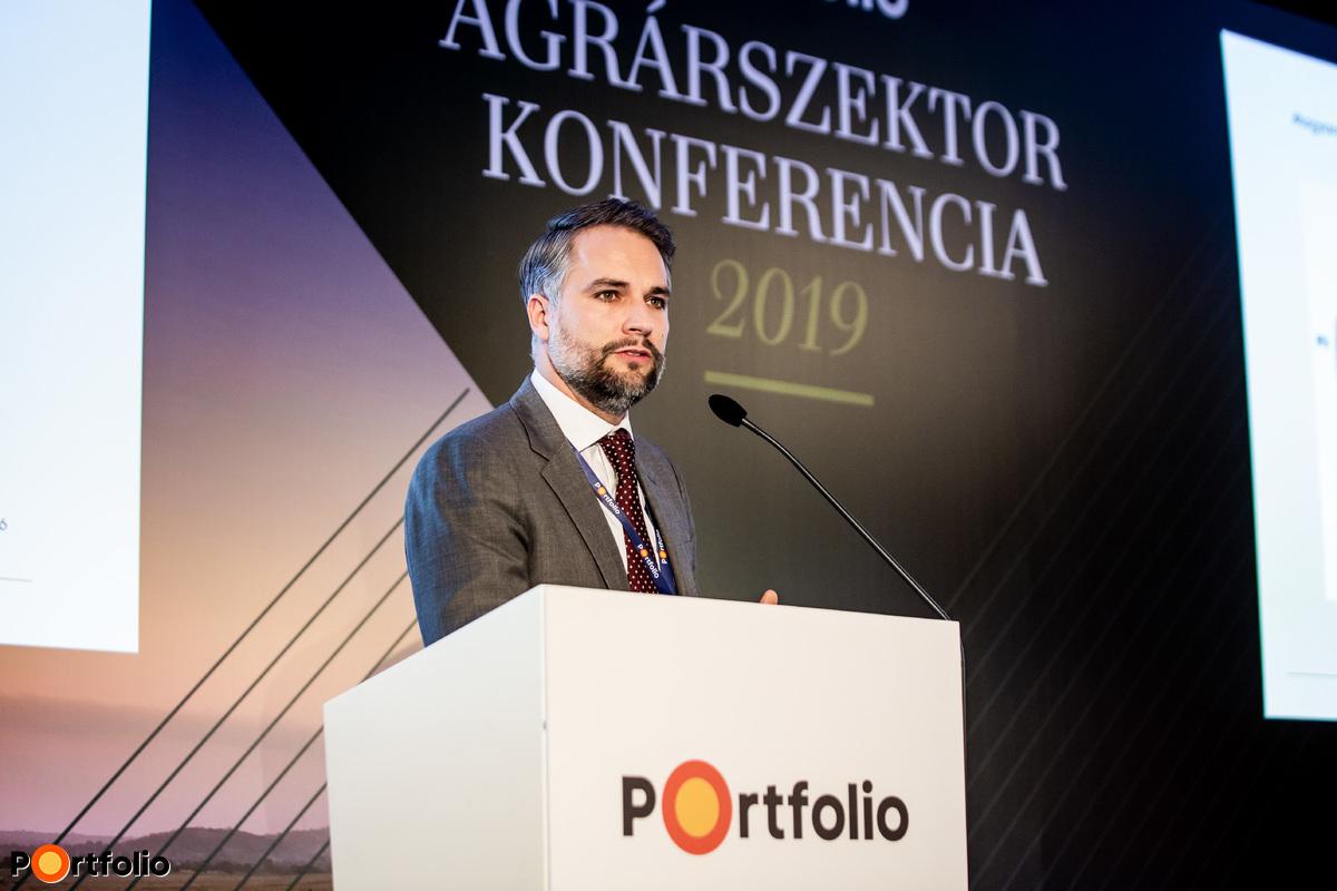 Reng Zoltán (vezérigazgató, Hungrana Kft.): Kukorica: a jövő aranya?