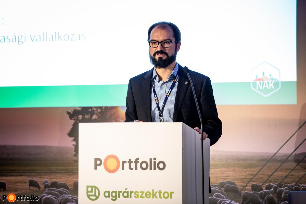 Cseszlai István (stratégiai igazgató, Nemzeti Agrárgazdasági Kamara): Változtatási tervek az agráradózásban - Középpontban a családi gazdaságok