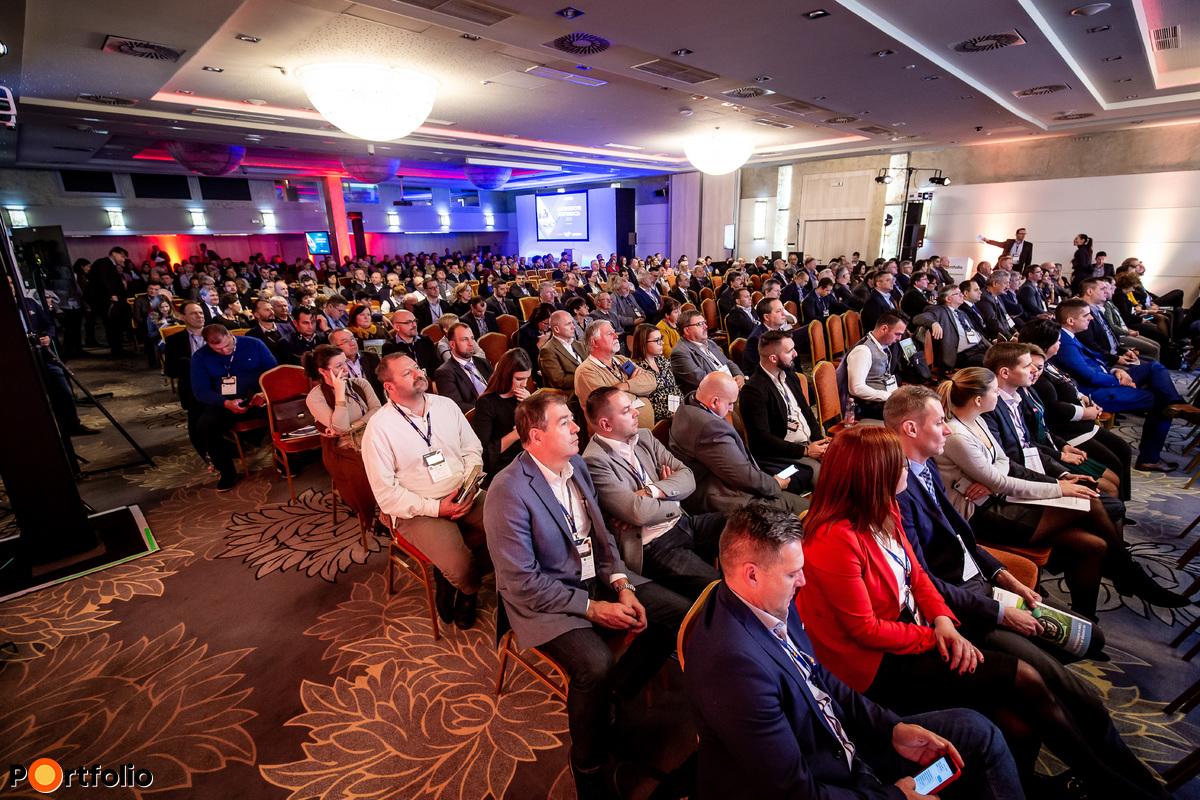 7. alkalommal került megrendezésre az Agrárszektor konferencia Siófokon