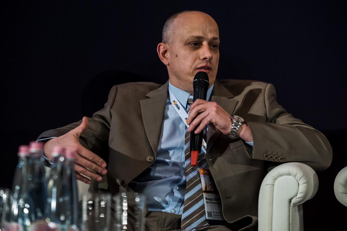 Nagy Zoltán, Projektvezető, Kiemelt Beruházási Projektek Igazgatósága, NEO Property Services Zrt.