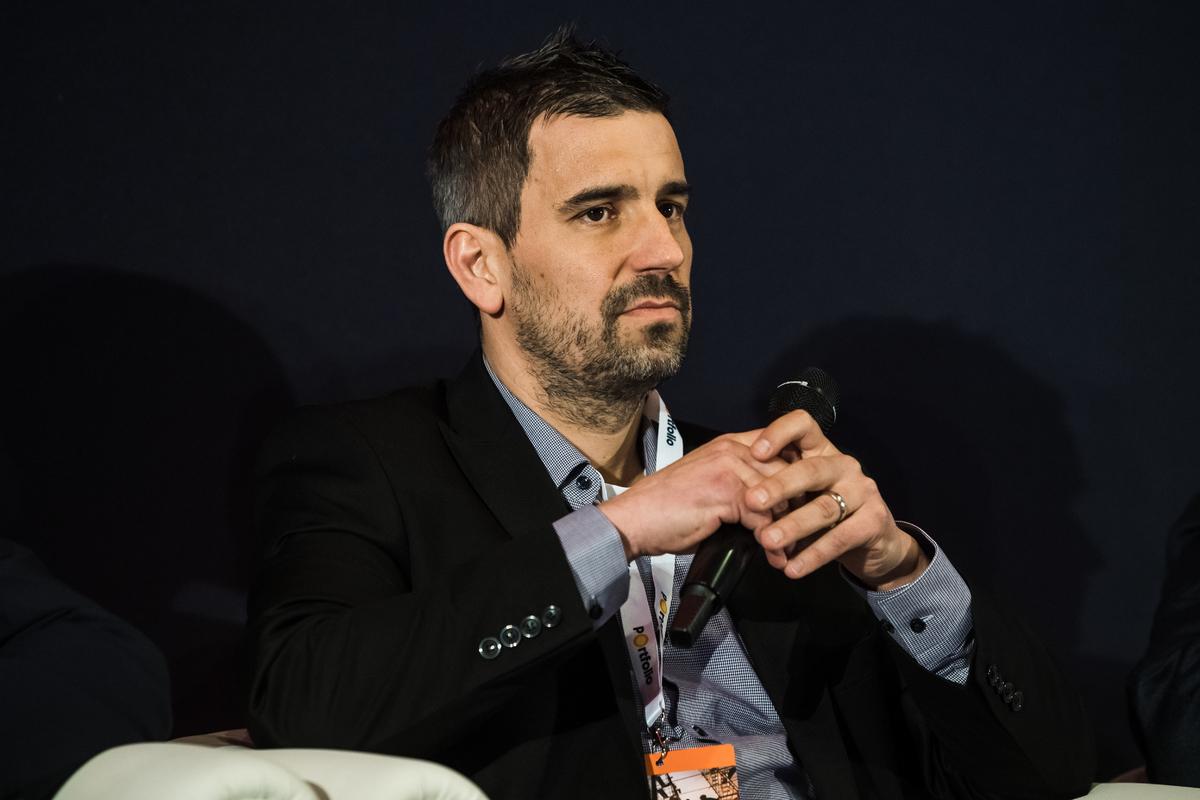 Gegesi Kiss Tamás, ügyvezető igazgató, Gépész Centrál Kft.