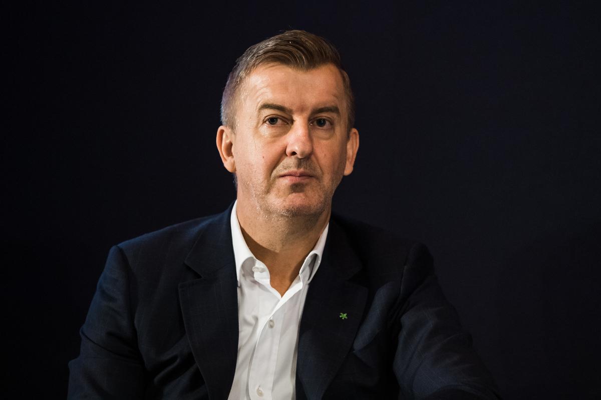 Scheer Sándor, vezérigazgató, Market Építő Zrt.