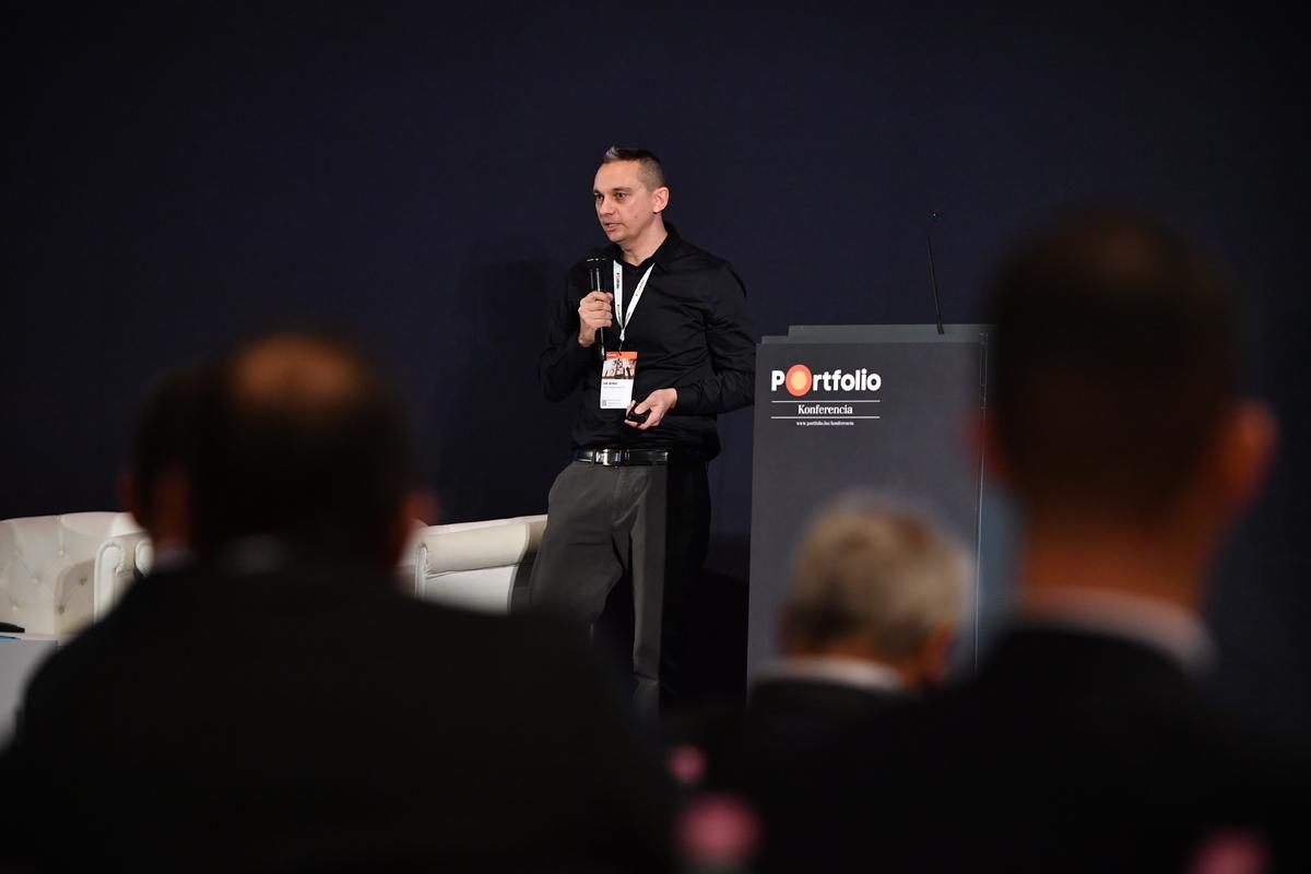 Gál Andor, üzleti megoldás menedzser, Telenor Magyarország Zrt. - Intelligens IoT megoldások építőipari környezetben