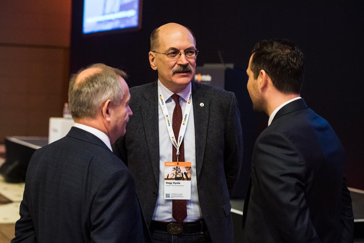 Építőipar 2020 Konferencia - networking