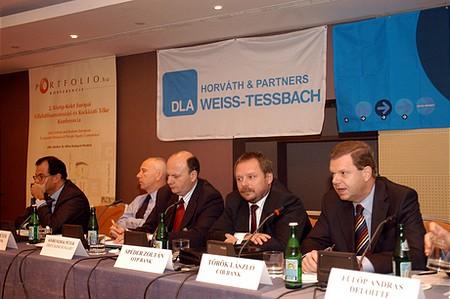 2. Közép-Kelet Európai Vállalatfinanszírozási és Kockázati Tőke Konferencia: Tovább növekszünk...