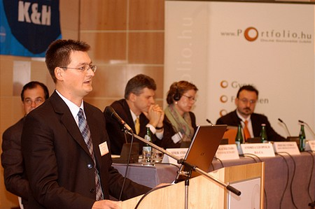 Növekvő M&A piac - Herczku György, K&H Corporate Finance (2. Közép-Kelet Európai Vállalatfinanszírozási és Kockázati Tőke Konferencia)