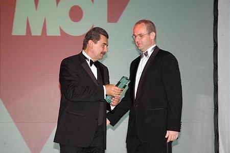 Mosonyi György, a MOL vezérigazgatója