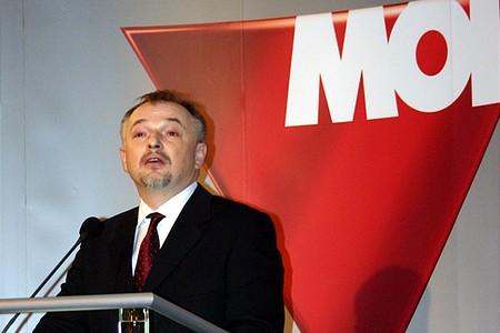 Hernádi Zsolt, elnök-vezérigazgató prezentációja