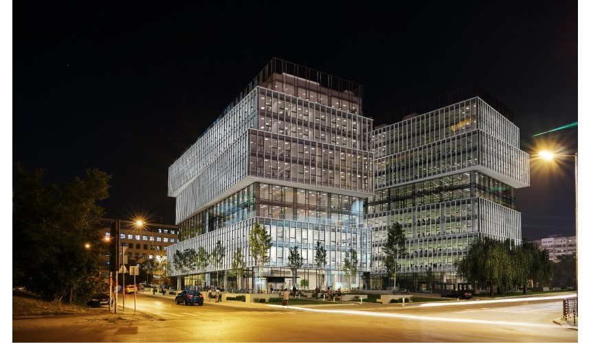 Advance Business Center II, Szófia, forrás: GTC