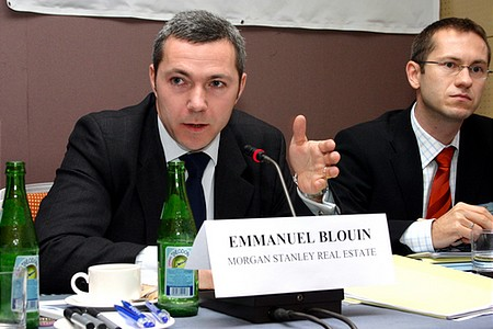 Emmanuel Blouin sem marad adós a válasszal