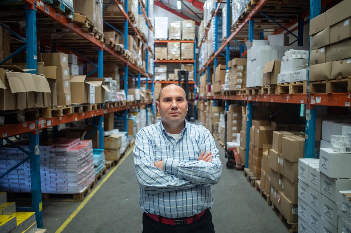 """""""A  járványhelyzet új szituáció elé állította a cégünket"""" - mondja Kárpáti Zsolt ügyvezető."""
