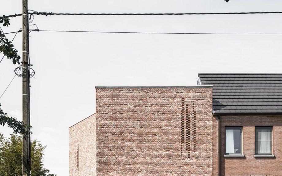 House L-C, Belgium, képet készítette: Jeroen Verrecht