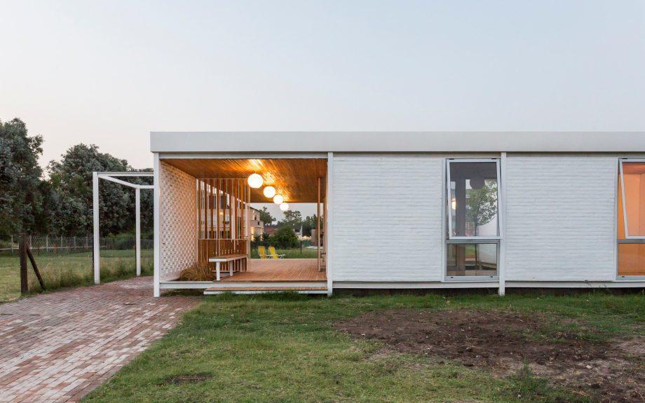 Casa en Canning, Argentína, fotós: Fernando Schapochnik