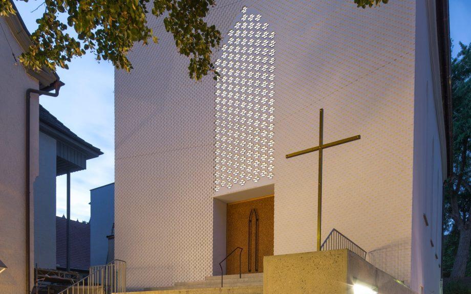 Auferstehungskirche Ueberlingen, Németország, fotós: Nils Kochem