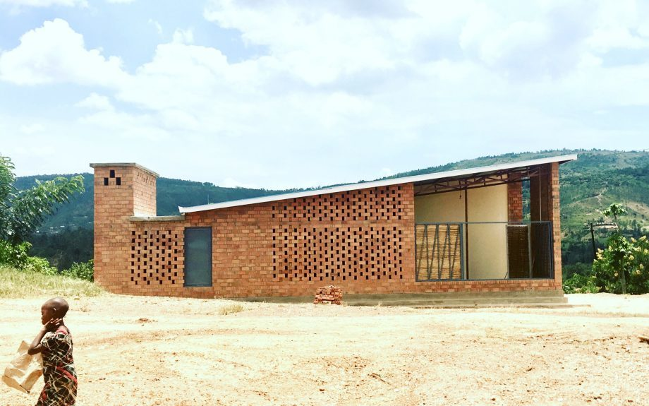 Prototype Village House, Ruanda, fotós: Rafi Segal, Monica Hutton, Andrew Brose