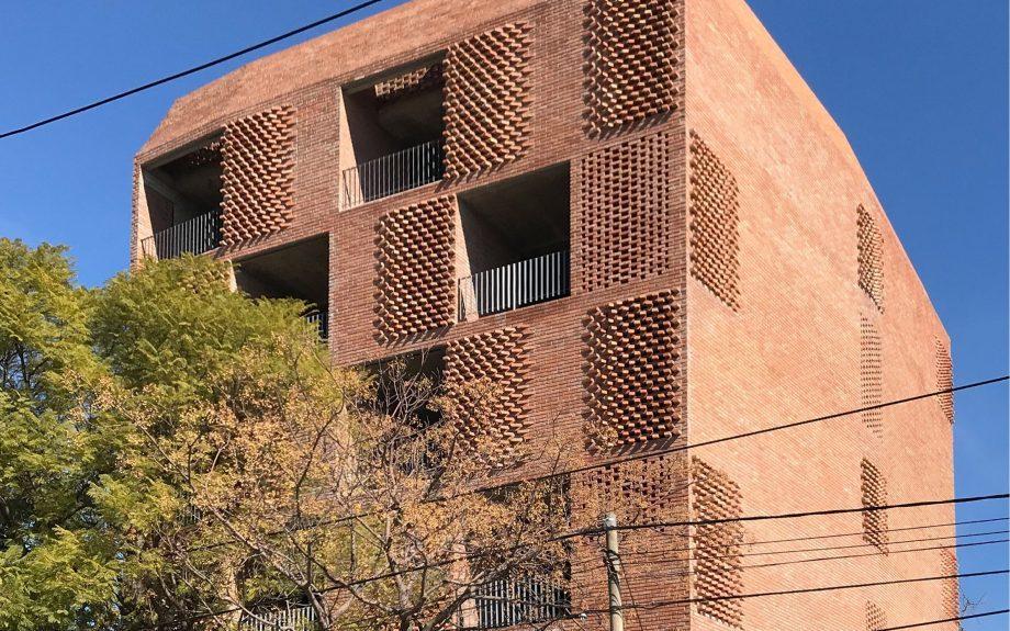 Edificio Damero, Argentína, fotós:  Francisco Cadau