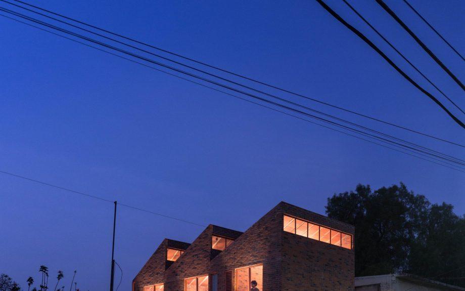 Palmas House, Mexikó, fotós: Onnis Luque