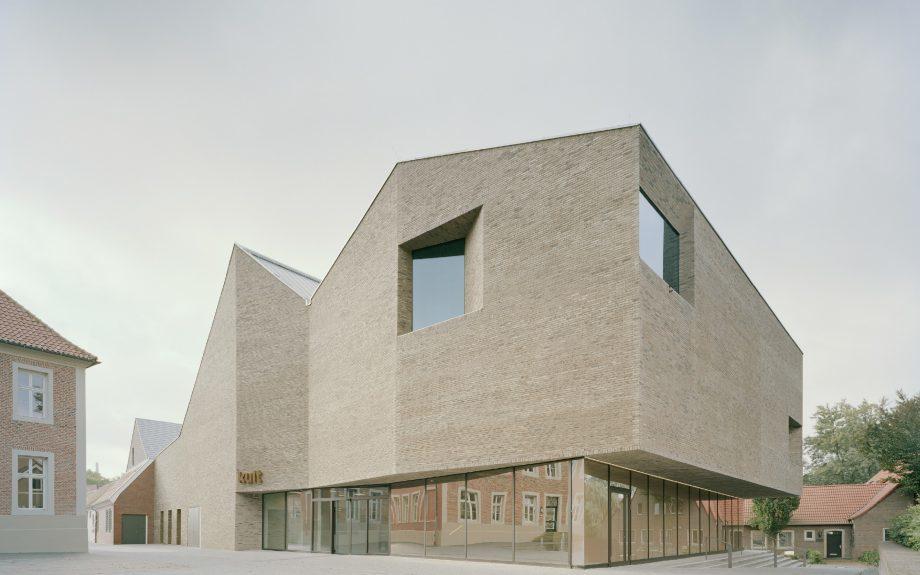 Kult - Cultural Center Westmünsterland, Németország képet készítette: Brigida Gonzalez