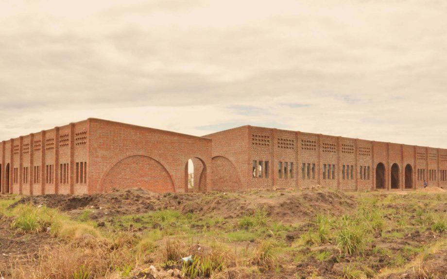 Initiative Rising Star School Buildings, Zimbabwe, fotós: Kristina Egbers