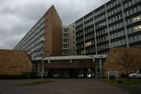 A szlovák Közgáz épületegyüttese